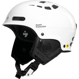 Sweet Protection Igniter II MIPS Casco Uomo, gloss white